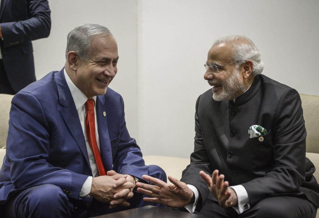 Israel India Nexus /Modi in Israel