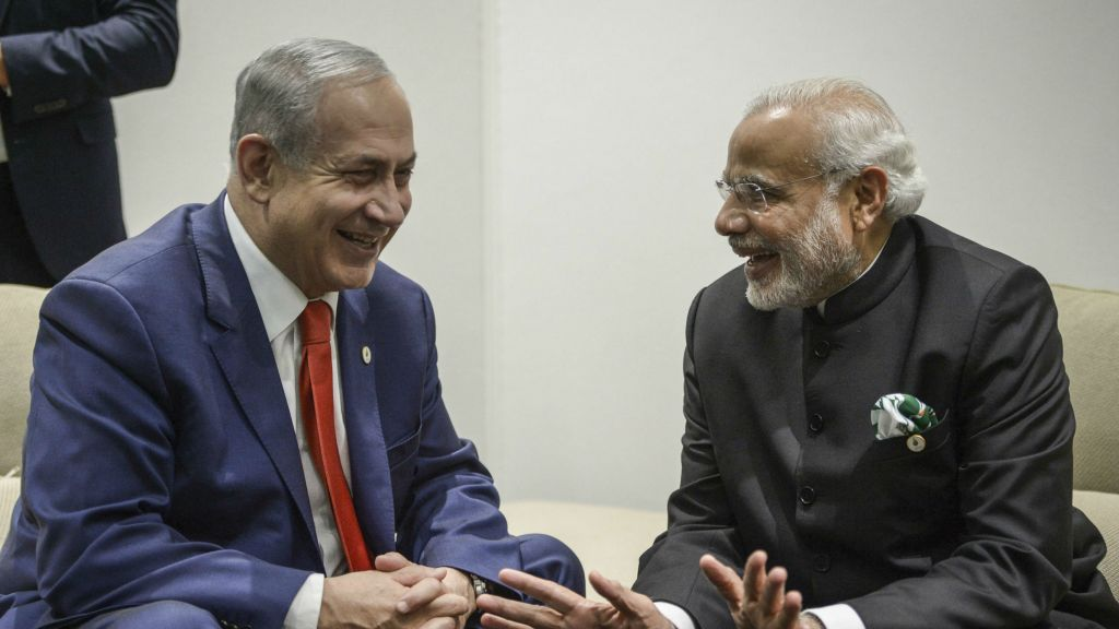 Israel India Nexus  / Modi Ready for Israel Visit