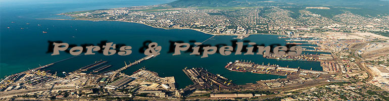 Ports and Pipelines