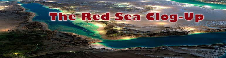 The Red Sea Clog-Up