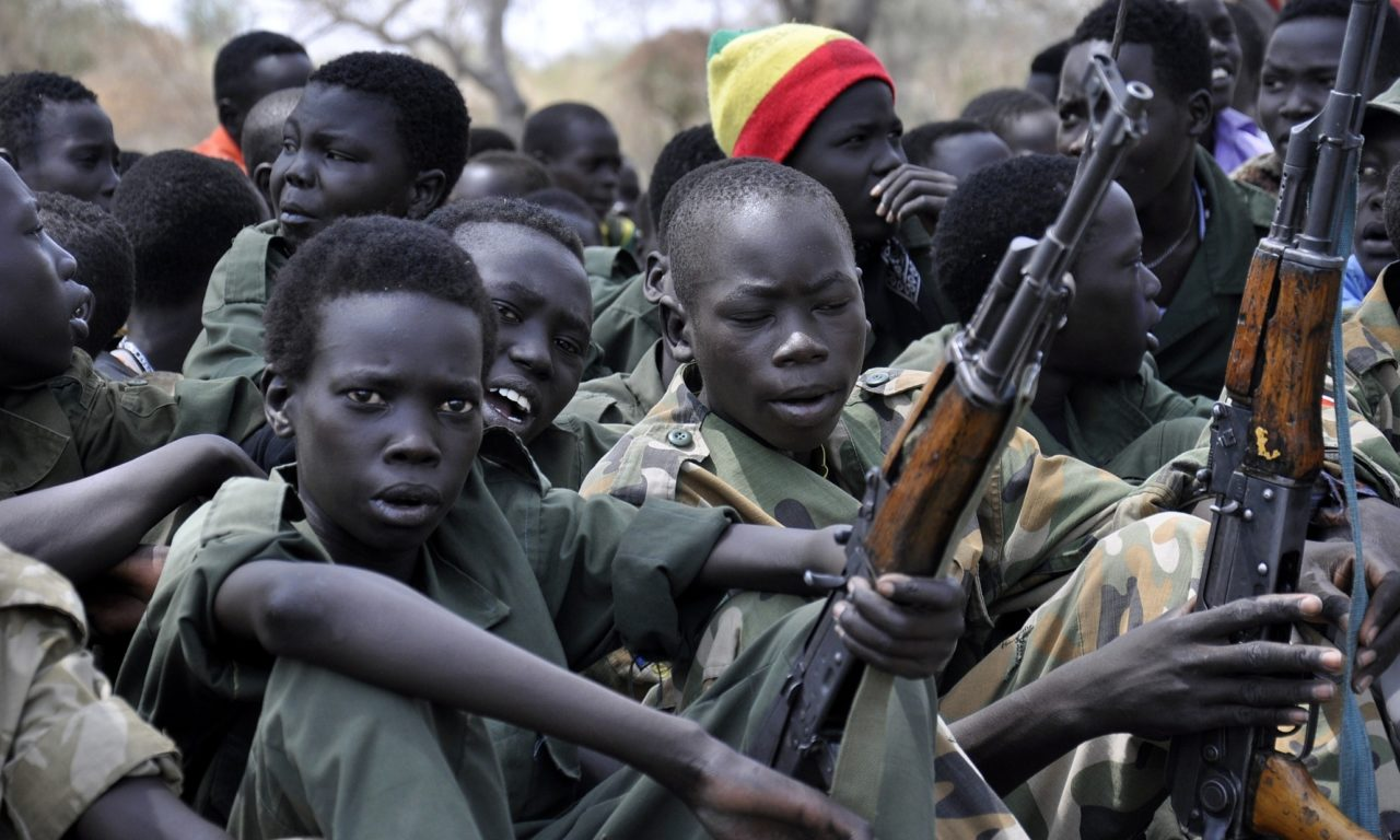 South Sudan 'Childhood under Attack'