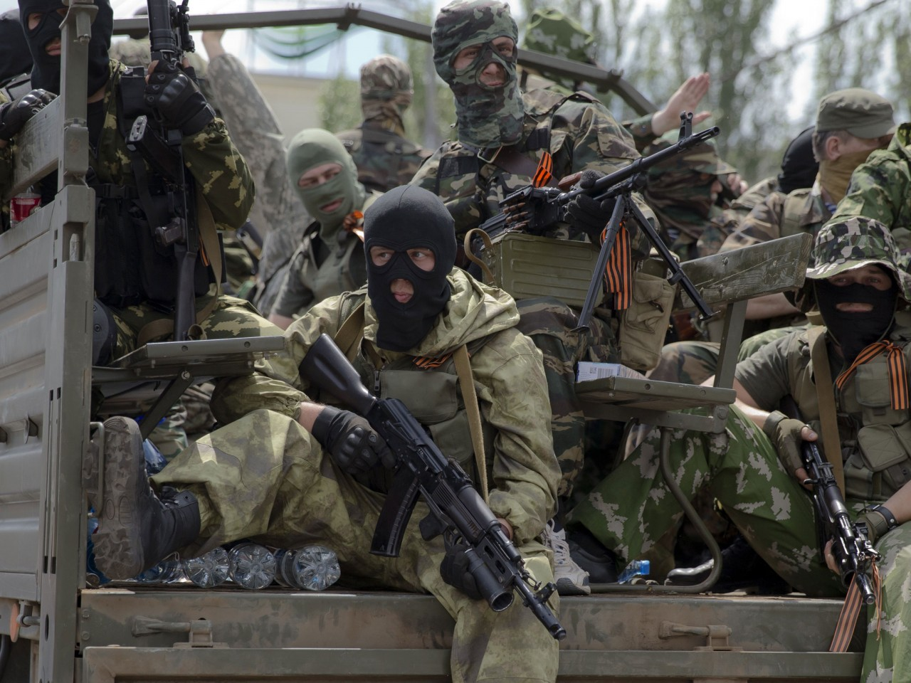 US to provide Lethal Weapons to Ukraine