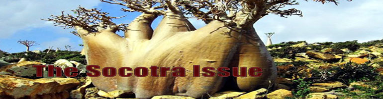 The Socotra Issue
