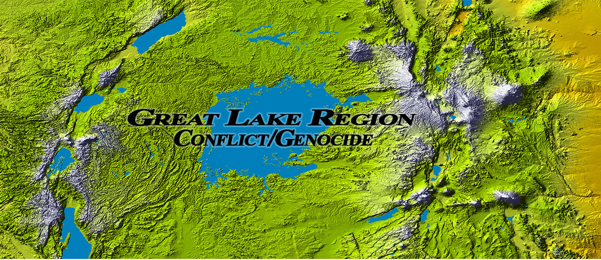 Conflict in the Great Lake Region - Timeline