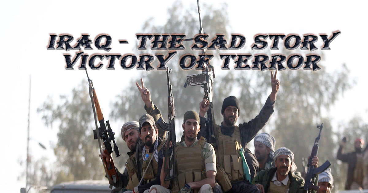 Iraq - Victory of Terror, Title